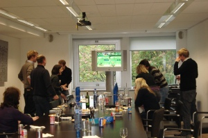 FH Brussels goes digital over lunch